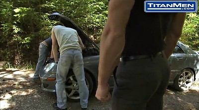 Car blowjob, Gay daddies, Daddies gay, Outdoors, Gay outdoor
