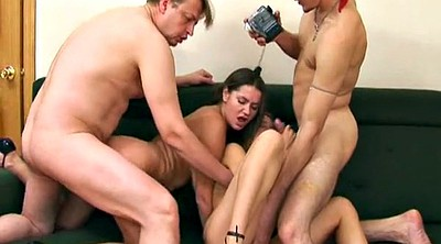 Swinger milf, Mature group