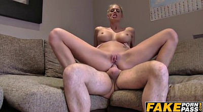 Casting anal, Anal casting