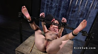Whip, Redhead bdsm, Hairy redhead, Pussy whipping