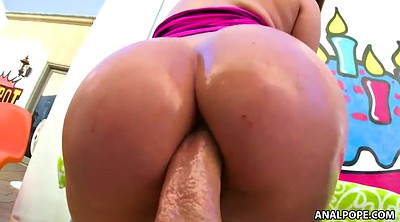Deep, Drilled, Fat anal, Big fat ass