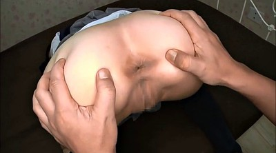 Japanese anal, Close