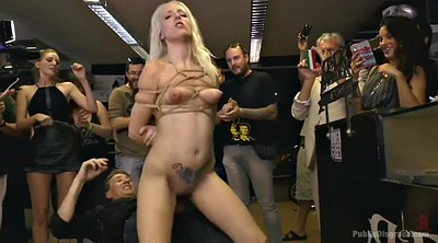 Bondage, Tied, Femdom fist, Waxing, Tied up and fucked, Tied orgasm