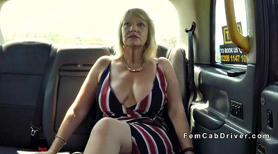 Huge tits, Mature public