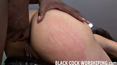 Interracial bdsm, Black cock, Cuckold interracial