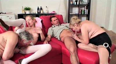 Granny group, Teen foursome
