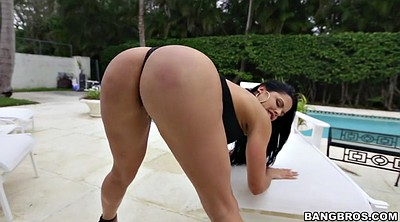 Pool, Huge ass, Kitty, Big ass solo