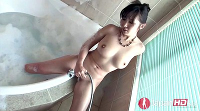 Japanese solo, Bath, Japanese solo masturbation, Show pussy, Pussy closeup, Bathing