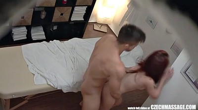 Milf massage, Czech massage