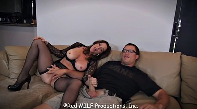 Mom handjob, Mature mom, Mature mom son