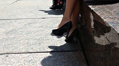 Shoe, Shoes, High heels, Sole, Candid soles, Candid foot