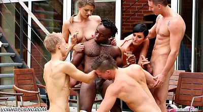 Taboo, Funny, Bisexual orgy