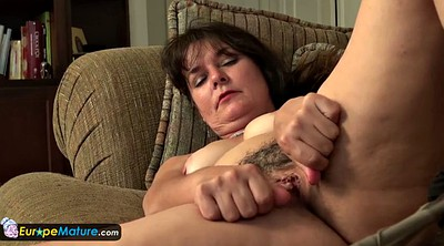 Hairy mature, Hairy milf, Older