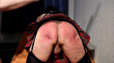 Spanking punishment, Punishment, Crossdressing