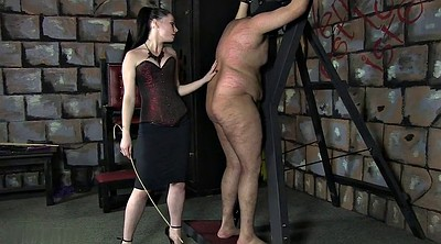 Caning mistress, Caning, Male