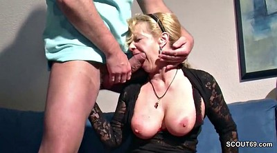 Step mom, Step, Throat, Seducing mom, Mom seduce