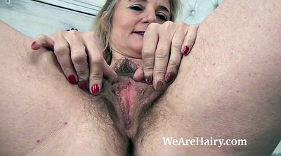 Hairy mature, Very hairy, Showing pussy, Isabella, Beauti