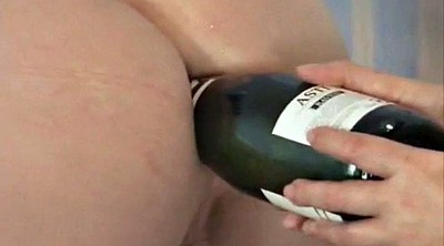 Sex toy, Mature fisting, Bottle