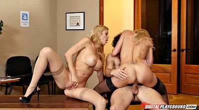 Brandi love, Office, Alexis fawx
