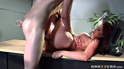 Brazzers, Big creampie, Monique