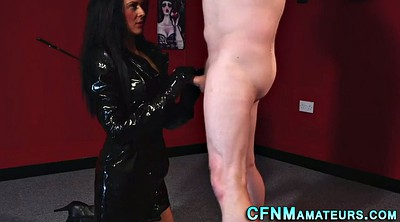 Latex, Gloves, Clothes, Glove handjob