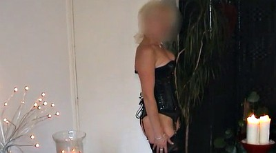 Swinger, Gaping, Latex sex, Latex milf