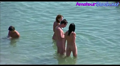 Nudist, Video, Nudism, Beach amateur