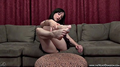 Nylon, Nylon feet, Nylon foot, Sophia