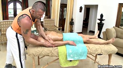 Muscle, Gay massage