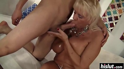 Mandy, Granny blonde