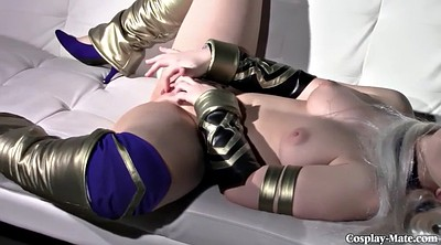 Sex, Cosplay masturbation