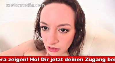 Live, Studio, German handjob, Live sex, German casting