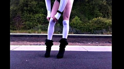 Train, Striptease