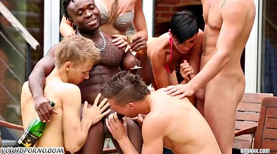 Taboo, Bisexual, Bisexual orgy