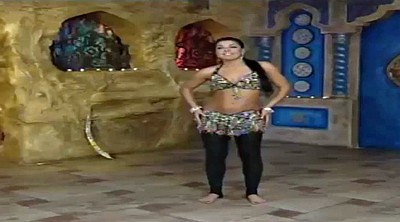 Celebrity, Belly, Belly dancing
