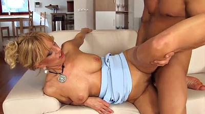 Mother, Young mother, Young blowjob, Old mother, Mature german