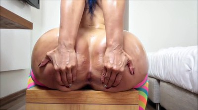 Ass massage, Mature massage