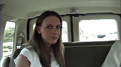 Car, Car sex, Big tits amateur