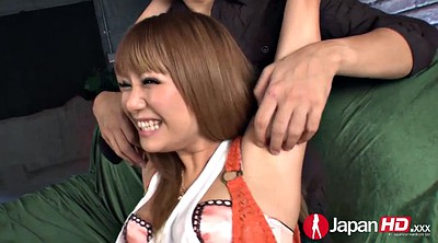 Japanese threesome, Asian shaved, Japanese shaved, Japanese small tits