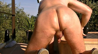 Pool, Forest, Pool sex, Gay huge, Gay fisting, Anal huge dildo