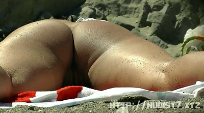 Beach, Nudist, Beach voyeur