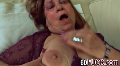 Bbw granny, Big boobs, Granny masturbation, Rubbing, Chubby granny, Big tit granny