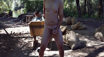 Naked, Naked public, Gay boy