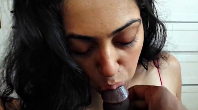 Oral, Oral creampie, Indian girl