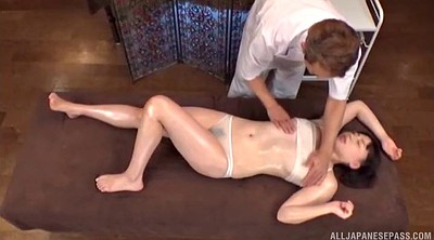Japanese girl, Japanese massage
