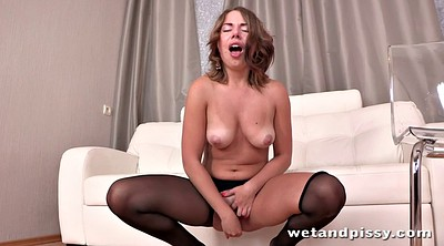 Wet solo, Stockings solo, Solo stockings