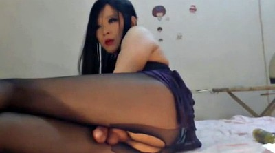 Chinese, Chinese voyeur, Chinese masturbation, Trap, Chinese webcam, Trapped
