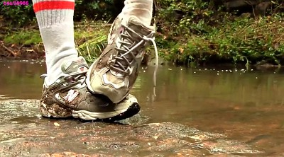 Water, Sneaker, Mud, Sneakers, Caroline