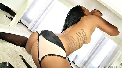 Tattoo, Ebony panties