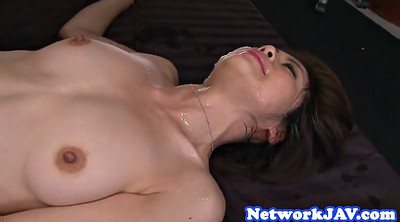 Japanese facial, Japanese creampie, Asian sex